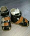 Ортопедические ботинки, Катунино
