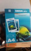 Фотобумага Mega Jet А4, 50л, матовая, Комаровский