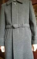 Пальто мужское из ратина(почти новое), брюки рабочие утепленные мужские, Сокольское