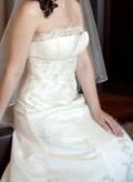 Черное платье и розовый пиджак, шикарное свадебное платье, Омск