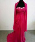 Платья футляр карандаш, платье темно-розового цвета со шлейфом, Калининград