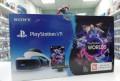 PlayStation 4 Шлем + камера + VR Worlds, Агаповка