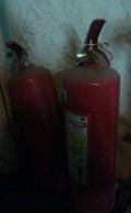 Огнетушитель, Земетчино