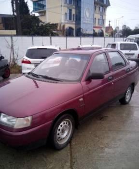 ВАЗ 2110, 1998, продажа рено сафран битурбо