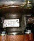 Турбина на двигатель д245, трк 6.2.1, эбу на рено меган 2 купить, Ефремов