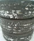Летняя резина форд фокус 2 рестайлинг, шины R16 205/60 kumho две шт, Менделеевск