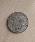 Монета 1 USA 1894, Пречистое