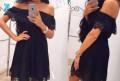 Платье, платье для фигуры с животом, Туапсе