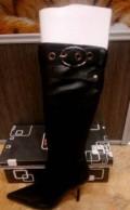 Обувь на каблуке со шнуровкой, сапоги, Тюмень