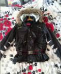 Куртка осень-зима, красное короткое платье с черными колготками, Барнаул