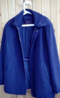Дубленка мужская купить цена, куртка с меховой подстежкой 56р, Пестрецы