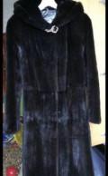 Пуховик женский f 7555, шуба норковая BlackGlama, Георгиевка