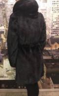 Шуба норковая, платье юбка фатин в пол, Северодвинск