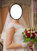 Продаю свадебное платье, глория джинс распродажа по 30 руб, Мокшан