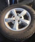 Колеса на Kia Sorento R17 с резиной, колесная база ниссан сильвия, Пруды
