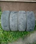 Внедорожные шины r15 на ниву, резина зимняя 4штуки, Горбатовка