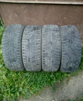 Внедорожные шины r15 на ниву, резина зимняя 4штуки