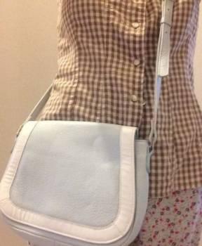 Новая сумка Нат кожа esse