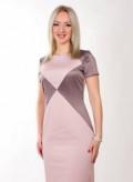 Платье цвета графита, новое платье, Шербакуль