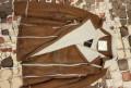 Новая дубленка (искусственная), платья шикарные телесного цвета, Балтийск