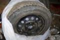 Готовый комплект с колпаками Киа, зимняя резина на ладу калину цена, Лопатино