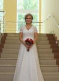 Купить длинное вечернее платье из кружева красного цвета, свадебное платье, Чистые Боры
