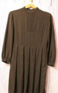 Платье с кружевом и шифоном, школьное платье на последний звонок, Казаки