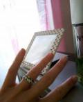 Кольца для девушек серебро 925 пробы, Кудымкар