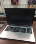 """Ноутбук 15. 6"""" Asus K56CB Core i7 3537U 2.0Ghz/6Gb, Брянск"""