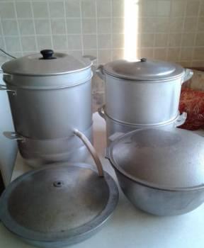 Соковарка, сковорода, мясорубка-соковыжималка