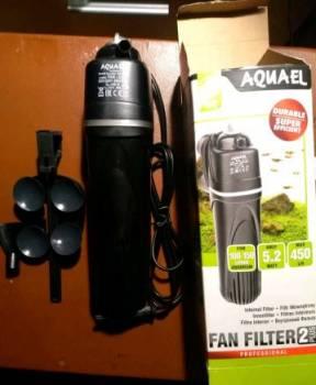 Фильтр для аквариума Fan filter 2 professional