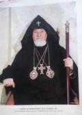 Портрет Католикоса Возгена 1985г, Сочи