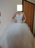 Свадебное платье, платье с пайетками рвет колготки, Белгород