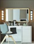 Столик туалетный + зеркало, Реж