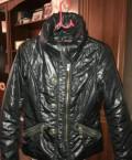 Осенняя куртка, черное прозрачное кружевное платье, Славгород