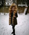 Платья рыбка из джерси, куртка с мехом парка, Москва
