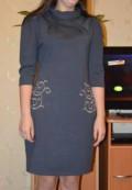 Платье, шуба из щипанного бобра купить дешево, Брейтово