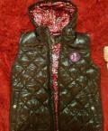 Женская жилет куртка plusminus М-L, шелковые платья на полных маленьких женщин, Щельяюр