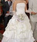 Свадебное платье, шубы из мутона стильные 56 размера, Новокузнецк
