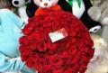 Эквадорские розы 70 см, Оленегорск