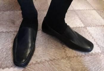 Купить мужские туфли клумба, мокасины новые