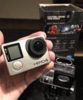 Камера GoPro Hero 4, Подстепки