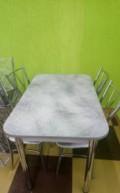 Стол, стулья, Хворостянка