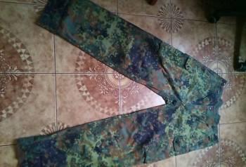 Мужские брюки miltec, футболка emporio armani мужские цена оригинал все модели