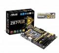 Asus Z87-Plus + intel Core i5-4670K, Сладково