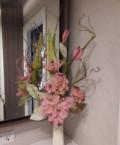Композиция из цветов с вазой, Аютинский