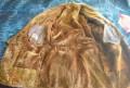 Дубленка натуральная, мужская (xxxl коричневая), майка шорты туфли, Лакинск