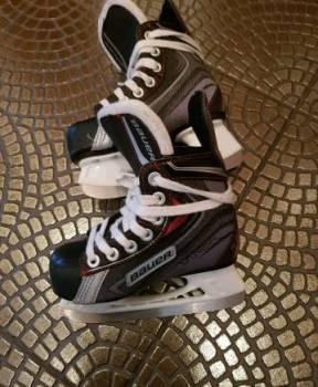 Коньки детские хоккейные Bauer Vapor X30, 28р