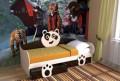 Кроватка с бортиком Панда, Суземка