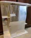 Шкаф зеркальный для ванной, Электрогорск